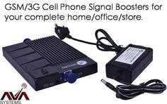 Enjoy full connectivity in your complete home,office or store with Seguro SSG 704 GSM/3G Mobile Signal Booster.  http://avasystemssignals.com