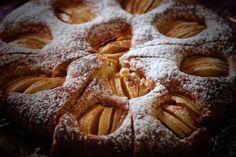 Яблочный пирог, вариации и лучшие выборки Apple Cake, Sin Gluten, Caramel Apples, Ricotta, Waffles, Food And Drink, Sweets, Bread, Cookies