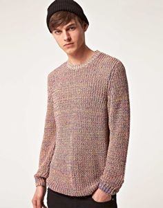 73a0184d610c32 Enlarge ASOS Twisted Yarn Sweater Online Shop Kleidung