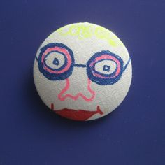 Funky Glasses Funky Glasses, Spirited Art, Buttons, Creative, Artist, Fabric, Projects, Handmade, Tejido