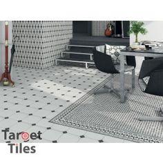 Octagon Tiles On Pinterest Tile Traditional Bathroom