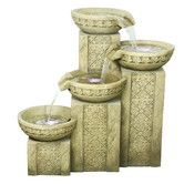 Found it at Wayfair - 4 Bowl Fountain with LED Lights