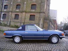 1985 Mercedes Benz 450 SL