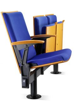 Seats Fixed Seating & Auditorium Seating 5071 Minispace Image 3 Auditorium Chairs, Auditorium Seating, Modern Interior, Interior Architecture, Kingdom Hall, Concert Hall, Chair Design, Hall Chairs, Bench