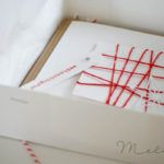 Schnelle Geschenkverpackung für Weihnachtskarten