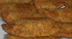 Argentine dumplings.  Empanadillas argentinas. Qué ricas!!!
