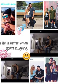 #Laurex there the cutest YouTube couple ever and I love watching Alex wassabi vlogs new new vlog is out new new vlog is out .