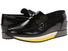 Viktor & Rolf Brushed Leather Loafer Sneaker