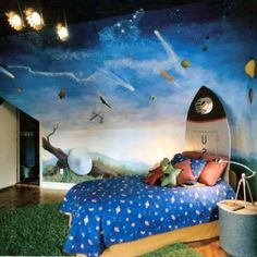 12 best space theme room images child room kid bedrooms baby rh pinterest com