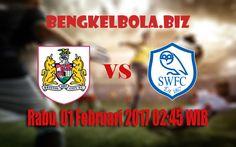 Prediksi Bristol City vs Sheffield Wednesday 01 Februari 2017