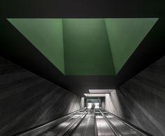Galeria de Centro de Exposições / Neri&Hu Design and Research Office - 4