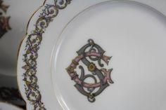 Porcelaine de Paris, Epoque fin XIXe