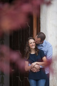 Carmel Engagement | Carmel Mission, California | Buena Lane Wedding Photography