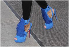 Cobalt NY Blue Christian Louboutin#Repin By:Pinterest++ for iPad#