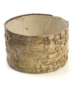 This Birch Bowl by Accent Décor is perfect! #zulilyfinds