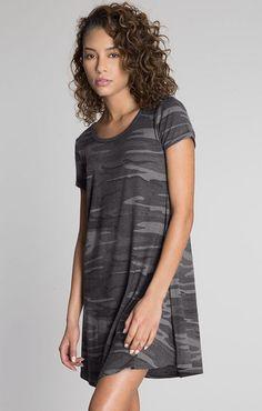 797ed11441099 Z Supply knit t-shirt dress. 50% Cotton 40% Polyester