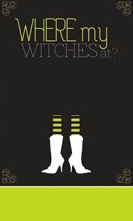 Where's my witches at?