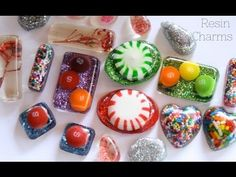 DIY: Resin Jewelry