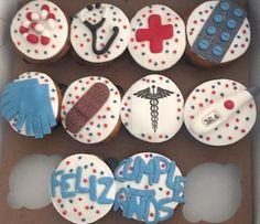 Cupcakes medicinales!