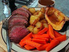 Recipe for Marinated Eye-Of-Round Elk Roast | Eating Elk