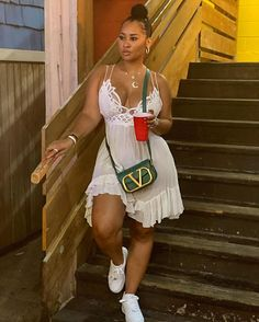 Cute Swag Outfits, New Outfits, Chic Outfits, Summer Outfits, Girl Outfits, Fashion Outfits, Curvy Women Fashion, Black Women Fashion, Tammy Rivera Instagram