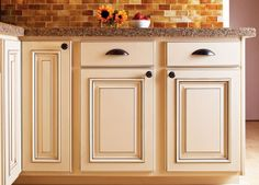 Cabinet Refacing by Granite Transformations of Northeast Ohio.