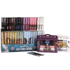 Wholesale Anne stokes incense starter pack - Something Different