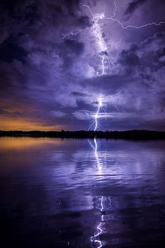 Ignition over Thunder Bay lightning strike Safety Harbor Tampa Bay Florida by Galen Burow Lightning Photography, Storm Photography, Nature Photography, Photography Tips, Portrait Photography, Travel Photography, Wedding Photography, Beautiful Nature Wallpaper, Beautiful Sky