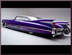 ◆ Visit MACHINE Shop Café... ◆ ~ Aussie Custom Cars & Bikes ~ Mario Colalillo's 1959 'WildCad'