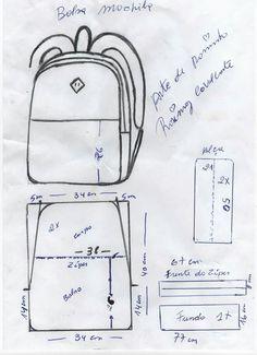 Best 11 Unique Patchwork Upcycled Eco Jeans Denim Backpack Sailor Bag with Pockets – SkillOfKing. Denim Scraps, Leather Bag Pattern, Backpack Pattern, Backpack Tutorial, Diy Backpack, Bag Patterns To Sew, Patchwork Bags, Leather Bags Handmade, Denim Bag