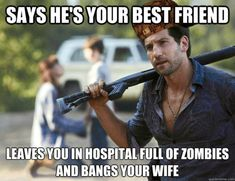 In the most biting Walking Dead memes, everybody hates Lori!