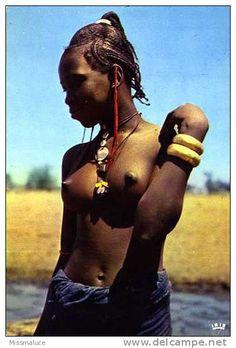 jeune afriquaine