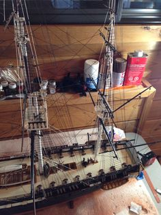 79 Best Uss Constitution Images Scale Models Uss Constitution It
