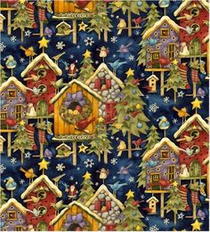 {Wholesale} Winter Magic, Winter Magic, sx22872-Blu1, Fabric Catalog, Needlecraft, Inc.