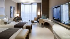 Yas Viceroy Abu Dhabi, Abu Dhabi, United Arab Emirates