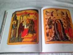 """We present the book """"Russian Icons"""": http://www.versta-k.ru/en/catalog/8/789/, 247x290 mm, 424 pages"""