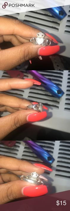 QVC ring claddagh ring best gift to give to your girlfriend Jewelry Rings
