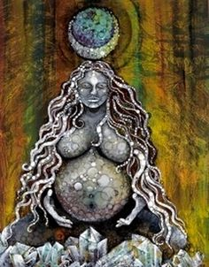 Earth mother..........