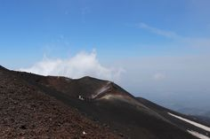 https://flic.kr/p/tLPFAu | IMG_2325 | © Amy Carlisle. View of Mount Etna, Sicily.