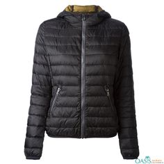 Are you looking for Greyish Black Heavy Padded Jacket Manufacturers? Oasis Jackets, the leading Greyish Black Heavy Padded Jacket Manufacturer in USA, Canada, Australia. Bulk Order Now. Oasis Jackets, Padded Jacket, Jackets For Women, Winter Jackets, Black, Fashion, Cardigan Sweaters For Women, Winter Coats, Moda