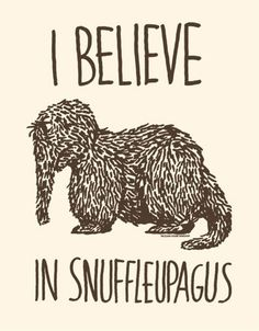 Snuffy!! - Click image to find more Geek Pinterest pins