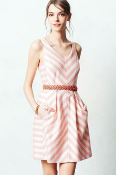 24 Dresses To Accept Your Diploma In #refinery29  http://www.refinery29.com/65134#slide-15  HD in Paris Meeting Point Dress, $168, available at Anthropologie.