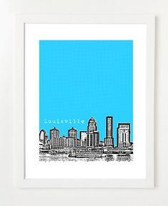 Charlotte North Carolina Print City Skyline Series Poster 8 x 10 image **OPTIONS** Personalize / Add Wording: Milwaukee Skyline, Pittsburgh Skyline, City Skyline Art, City Art, Skyline 2, City Skylines, Series Poster, Ottawa City, Budapest City