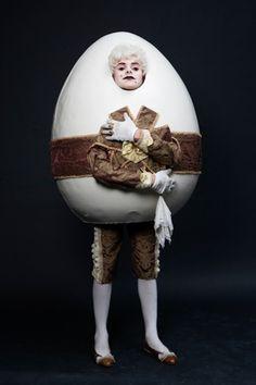 alice in wonderland humpty dumpty costume - Google Search