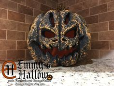 Creepy Clyde by EmmysHallow on Etsy