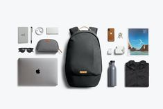 The Classic Backpack is designed to be all you need in a smart everyday piece, value-packed with design detail and a surprising level of function. Things Organized Neatly, Edc Bag, College Bags, Mens Gear, Designer Backpacks, Hiking Equipment, Apple Products, Herschel Heritage Backpack, Everyday Carry