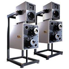Fi Car Audio, Pro Audio Speakers, Audiophile Speakers, Horn Speakers, Diy Speakers, Hifi Audio, Radios, Speaker Plans, Speaker Box Design