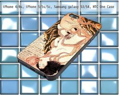 Century Japanese Print of Octopus Eating Out by LANASaccessories, $13.00