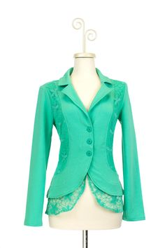 Dressing Your Truth - Type 1 Garden Party Jacket