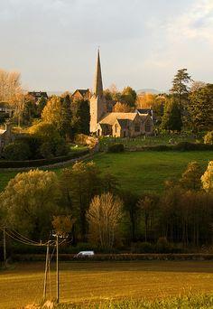 St. Giles Church, Goodrich, Herefordshire